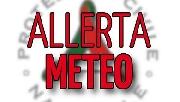 ALLERTA METEO - CODICE GIALLO - 11/01/2018