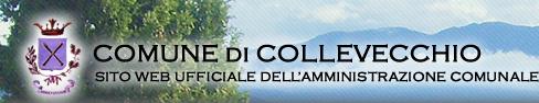 Comune di Collevecchio - sito web ufficiale dell'Amministrazione comunale